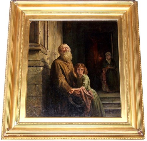 Copy of Dyckmans painting